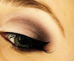 Nice Smokey Eye makeup good for bridal!