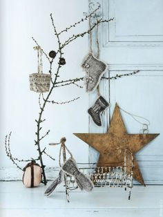 Beautiful Christmas styling from Nordicdesign.ca