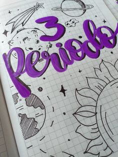 Bullet Journal School, Font Styles, Disney Drawings, Sticky Notes, Doodles, Notebook, Lettering, Jenni, Words