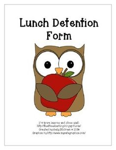 another word for detention