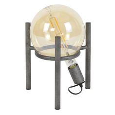 Davidi Design Saturn Tafellamp 20 cm Retro Lampe, Led, Sconces, Wall Lights, Lighting, Style, Design, Home Decor, Material