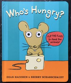 Who's Hungry? Book Review • Cuddle Fairy