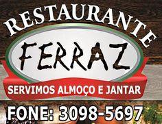 Eu recomendo Restaurante Ferraz- Jundiaí, #Anápolis, #Goiás, #Brasil