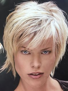 Cute cut Hair Styles For Women Over 50, Short Hair Cuts For Women, Short Hairstyles For Women, Short Hair Styles, Short Cuts, Short Haircuts, Hair A, Blonde Hair, Pixie Haircut For Thick Hair
