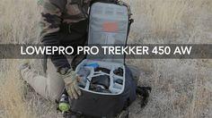 GEAR : Lowepro Pro Trekker 450AW
