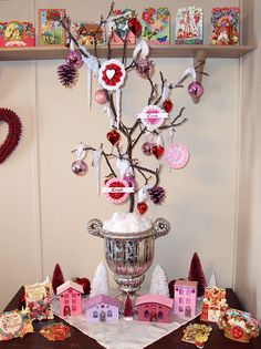 .love this! Need a pot for my sticks and going to add glitter :)