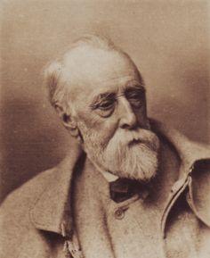 Artist George Frederick Watts