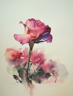 Jean Claude Papeix Watercolor - Google Search