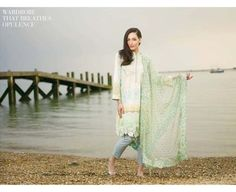 Asifa and Nabeel Summer Lawn Collection 2015 for Women