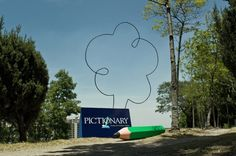 Pictionary iSketch mexico ogilvy ambient marketing example 1