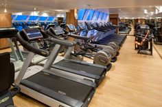 Seabourn Odyssey | Best Luxury Workout at Sea #cruises