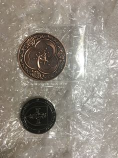 *SQUEALS LIKE A GIRL* Coins from Relics by Rild and Frank Baxley! - http://www.thecaverns.net/Wordpress/squeals-like-girl-coins-relics-rild-frank-baxley/