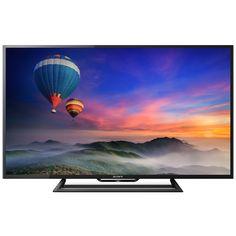 Sony 40R450C este un non Smart Tv atractiv şi generos din punct de vedere al diagonalei, un televizor potrivit perfect spaţiilor mari şi moderne.