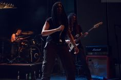 """This is from a concert by the new Berlin heavy metal band """"Meat"""" last Friday night.  #meat #heavymetal #bandphotography #berlinerfotograf #jamesrea #artistsinberlin"""