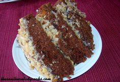 German Chocolate cake is one of my favorite cakes. The frosting makes the cake. This is a great cake to serve to guests and family will love it, too. The original recipe came from an early sevent...