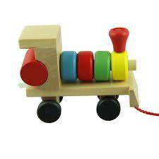 Resultado de imagen para juguetes de madera para niños
