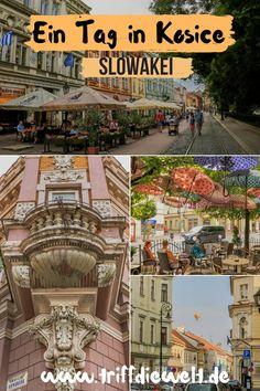 Ein Tag in Kosice: Wo Bratislava aufhört und die Slowakei weitergeht Reisen In Europa, By Train, Bucharest, Best Cities, Eastern Europe, Where To Go, Big Ben, Rome, Road Trip
