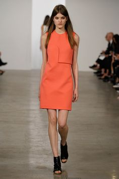 Calvin Klein Collection Resort 2015 Collection Slideshow on Style.com