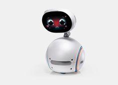 The GEAR - 에이수스의 귀여운 가정용 로봇 '젠보'