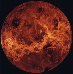 astrophysics images | Venus is 2nd rock from the sun.