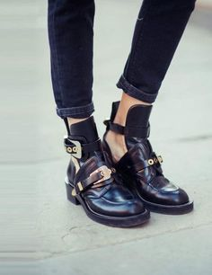 Cut Out boots Balenciaga