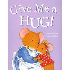 Give Me a Hug #book #review