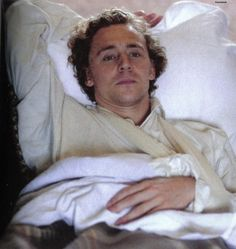 Tom Hiddleston | William Buxton in Return to Cranford (the Cranford Christmas Special, BBC One, 2010)