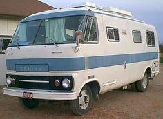 Travco Bus Motorhome RV Camper Van