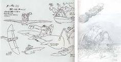 Resultado de imagen de moebius incal bocetos