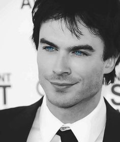 Ian Somerhalder....I could look at this man all day long!!!!