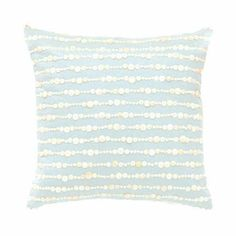 Surina Sky Decorative Pillow 18 inX18 in | Gracious Style