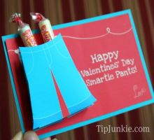 Top 8 Homemade Valentine's & Cards