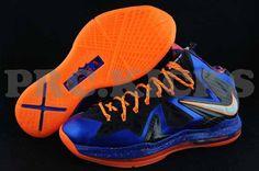 Nike LeBron X P.S. Elite
