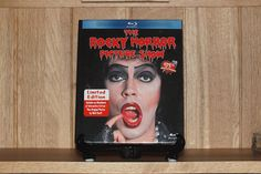 U.S. The Rocky Horror Picture Show blu-ray digibook