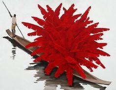 Pedro Ruiz, 1957 ~ Conceptual painter | Tutt'Art@ | Pittura * Scultura * Poesia * Musica | Museum Of Modern Art, Art Museum, Project Place, Colombian Art, Hispanic American, Amazing Art, Graphic Design, Prints, Paintings