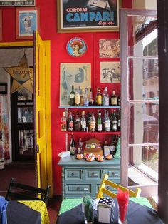 Restaurante Drugstore - Colonia del Sacramento