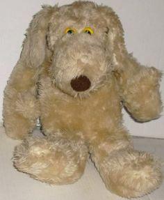 Le Mutt Stuffed Dog | HTF Vtg LE MUTT & FIFI Plush Dogs Francesca Hoerlein I still have mine!