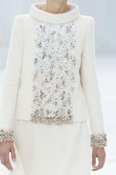 Défile Chanel Haute couture Automne-hiver 2014-2015 - Détail 1
