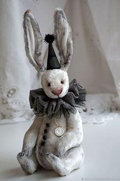 Teddy toy Bunny   Купить Зайчик в интернет магазине на Ярмарке Мастеров