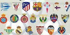 Daftar Klub Liga Spanyol La Liga 2017-2018 Terbaru