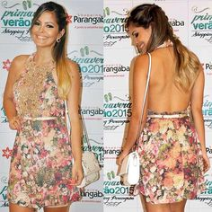 vestido perfect way