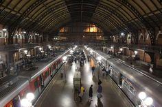 Estação da Luz - Foto: Caio Pimenta