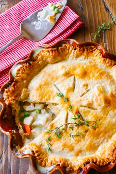 These Pot Pie Recipes Go Above And Beyond