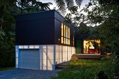 Design and build company Box Living wins award for modest house that's big on living.