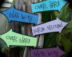 alice in wonderland signs - Google Search