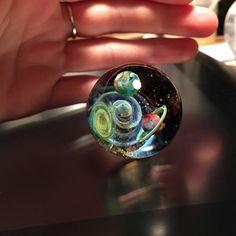 My Glass, Glass Art, Marble Art, Ap Art, Glass Marbles, Art Things, Heart Art, Art Tutorials, Cosmos