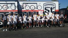 Colombian National Team Reviews Stradalli Cycle Bikes at Richmond 2015 - Common Cents Help