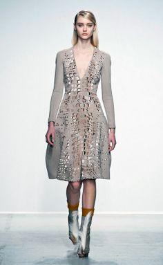 John Galliano  - Fall/Winter 2014-2015 Paris Fashion Week