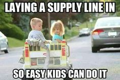 Laying Supply