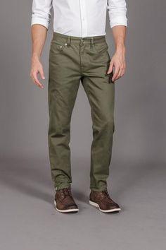 Goodale Tailored Skinny Selvedge Denim